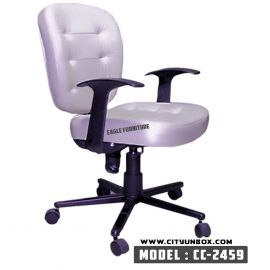 Wholesale Modern Stainless Steel Legs Executive Chair For Office and Home CFC-2459
