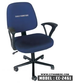 Wholesale Modern Stainless Steel Legs Executive Chair For Office and Home CFC-2461