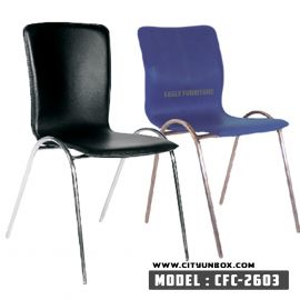 Wholesale Modern Stainless Steel Legs Executive Chair For Office and Home CFC-2603