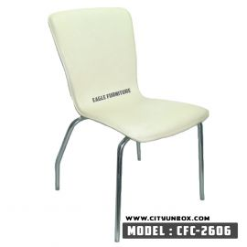 Wholesale Modern Stainless Steel Legs Executive Chair CFC-2606