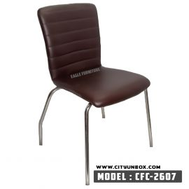 Wholesale Modern Stainless Steel Legs Executive Chair For Office and Home CFC-2607