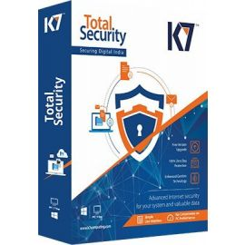 K7 Total Security 1 User / 1 Year