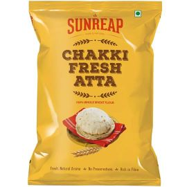 Sunreap Whole Wheat Atta