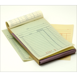A6 Delivery Challan | Bill Printing