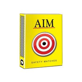 Buy ITC AIM Matches | Safety Matches | Matchstick
