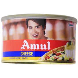 Amul Processed Cheese Tin, 400g