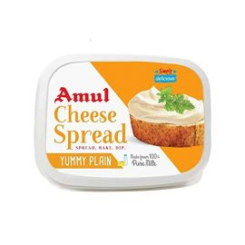 Amul Cheese Spread - Yummy Plain ( 200gm )