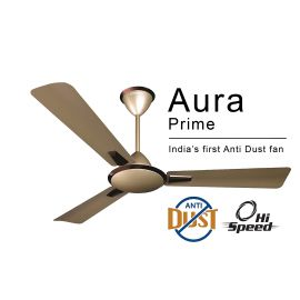 Crompton Aura Prime Anti dust 1200 MM - 3 Blade Celling Fan Online