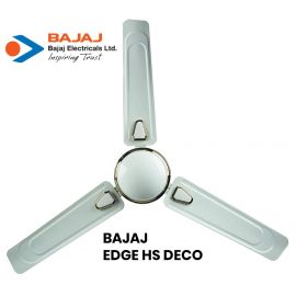 Buy Bajaj Edge HS Deco 1200 mm Ceiling Fan (Opal White)