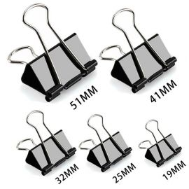 Paper Holding Binder Clips