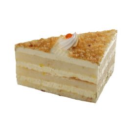Butterscotch Pastries Online: Buy sweet pastry cake online from Durgapur.
