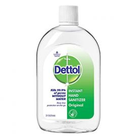 Dettol Instant Hand Sanitizer 500 ml