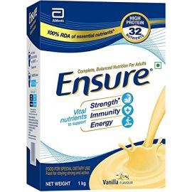 Ensure Complete - Nutrition Drink for Adults (Vanilla Flavour) – 1Kg
