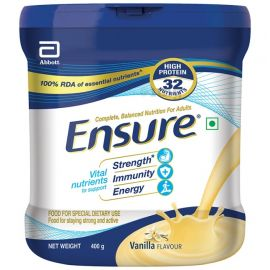 Ensure Complete - Nutrition Drink for Adults (Vanilla Flavour) – 400 gm