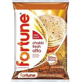 Buy Fortune Chakki Fresh Atta - 5KG at Low Price in Durgapur