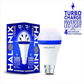12-Watt Halonix Rechargeable Emergency Inverter LED Bulb