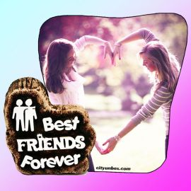 Best Friend Printed Photo Frame | Printed Gifts in Durgapur | Gift Shop in Durgapur