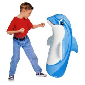 Hit Me 3D Punching Bop Bag Dolphin