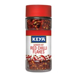 Keya Chilli Flakes 40g