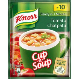 Knorr Cup-A-Soup - Tomato Chatpata - 11g