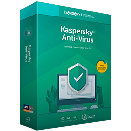 Kaspersky Anti-Virus 1 User / 1 Year