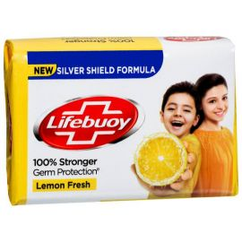 Lifebuoy Lemon Fresh Soap 125 gm