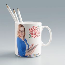 Teachers Day Printed mugs with photo | Printed Mug | Gift Shop in Durgapur