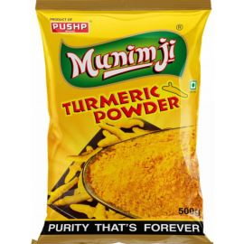 Pushp Munimji Turmeric Powder