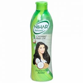 Nihar Naturals Non Sticky Coconut Hair Oil