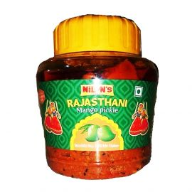 NILON'S Rajasthani Mango Pickle - 900 gm