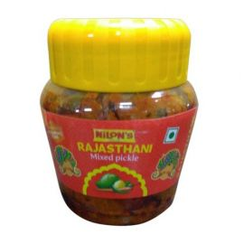 NILON'S Rajasthani Mix Pickle - 900 gm