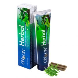 On & On Herbal TOOTH PASTE WITH HERBAL EXTRACTS 150 gms
