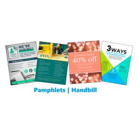 Pamphlets | Handbill | पैम्फलेट |পামফলেট | ইশতিহার  Printing in Durgapur