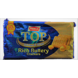 Parle Top Rich Buttery Crackers - 200+50g = 250g
