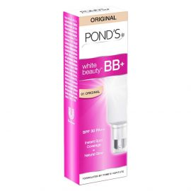 POND'S BB+ Cream, Instant Spot Coverage + Natural Glow, Original, 18 g
