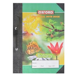 Oxford Practical Notebook with 25 Practical Pages - 1 Piece