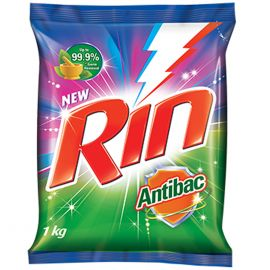 Rin Anti-Bac Detergent Powder with Neem