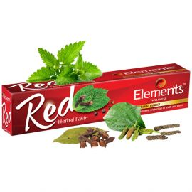 Elements WELLNESS Red Herbal Paste 150 gms
