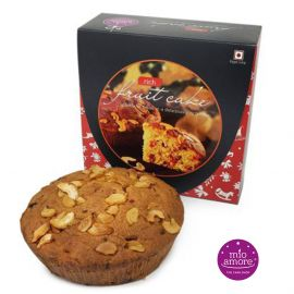 Rich Fruit Cake - 400 gm | Fruit Cake | Mio Amore