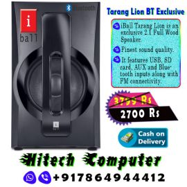 Tarang Lion BT Exclusive Speaker 2.1