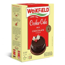 Weikfield Cooker Cake Mix - Chocolate, 150g