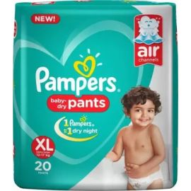 Pampers Diaper Pants, XL