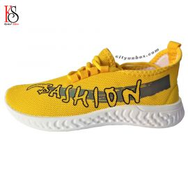 Clymb Shoes - Yellow | Mens | Footwear | Yellow
