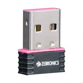 Zebronics WiFi USB Mini Adapter